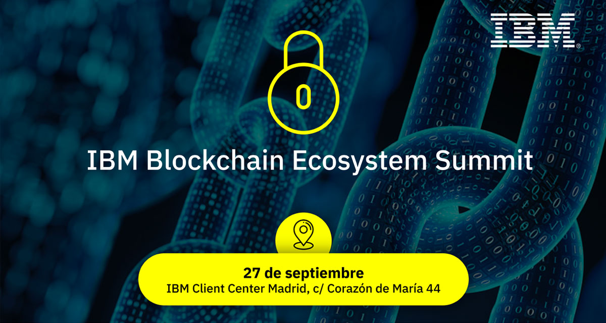 IBM Blockchain Ecosystem Summit